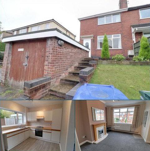 3 bedroom semi-detached house for sale - Albert Avenue, Longton, Stoke on Trent