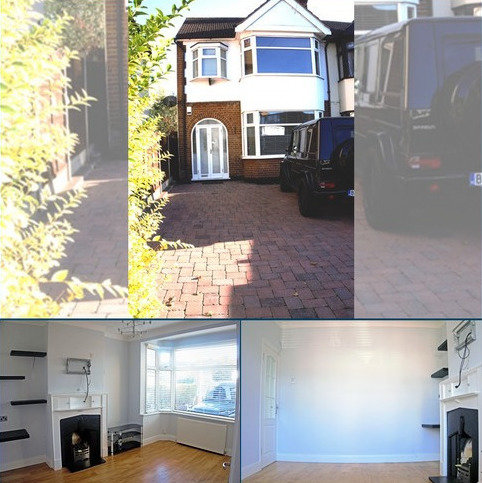 3 bedroom semi-detached house to rent - Gloucester Road, ROMFORD RM1
