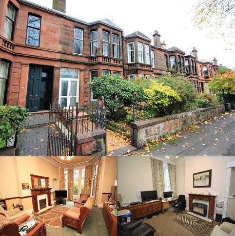 4 bedroom terraced house for sale - Rowallan Gardens, Broomhill, Glasgow G11