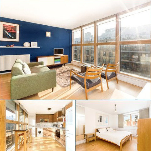 2 bedroom flat for sale - Andersens Wharf, 20 Copenhagen Place, Canary Wharf, London, E14