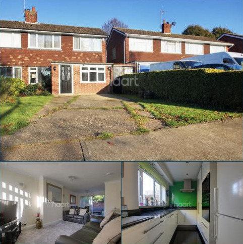 3 bedroom semi-detached house for sale - Norton Grove, Walderslade