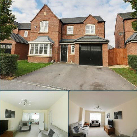 4 bedroom detached house for sale - Parry Avenue, Winnington