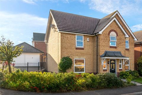 4 bedroom detached house for sale - Victory Way, Sleaford, Lincolnshire, NG34