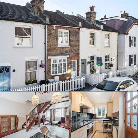 2 bedroom terraced house for sale - Recreation Road, Bromley
