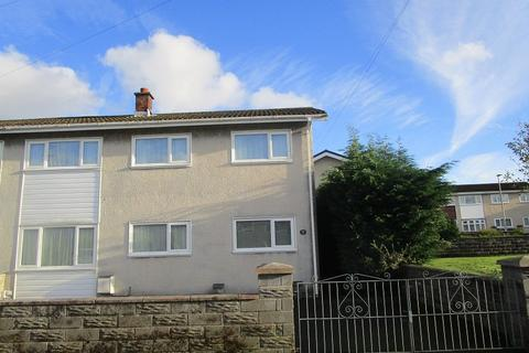 3 bedroom semi-detached house for sale - Dolfain , Ystradgynlais, Swansea, City And County of Swansea.
