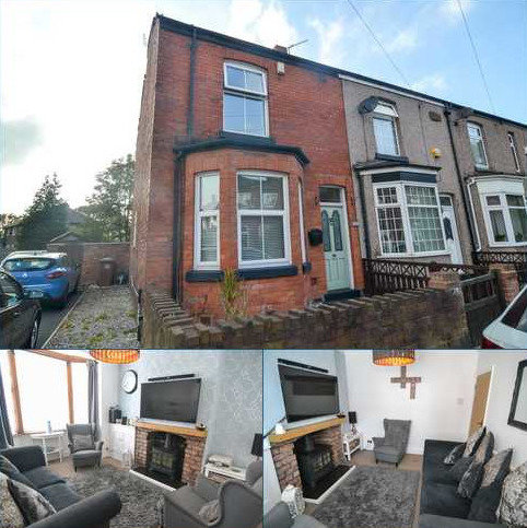 3 bedroom end of terrace house for sale - Wargrave Road, Newton Le Willows