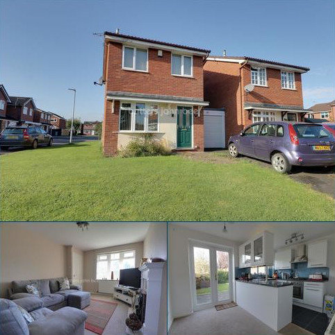2 bedroom detached house for sale - Buttermere Drive Crewe