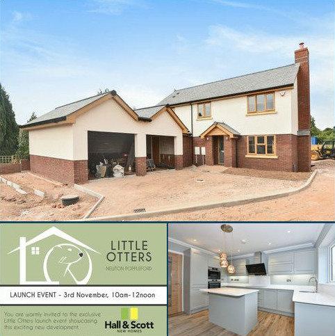 4 bedroom detached house for sale - Plot 4, Little Otters, Back Lane, Newton Poppleford