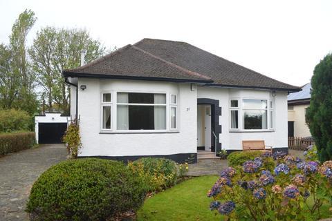 2 bedroom bungalow for sale - Woodvale Avenue, Bearsden, East Dunbartonshire, G61 2NS