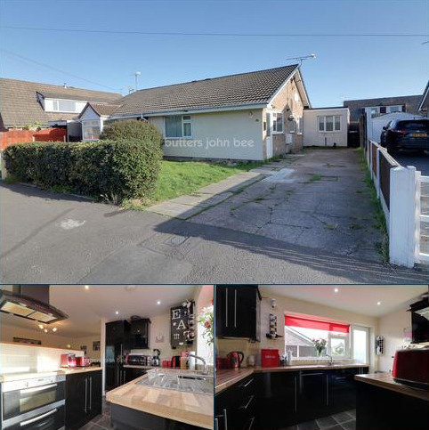 3 bedroom bungalow for sale - Ribble Ave, Winsford