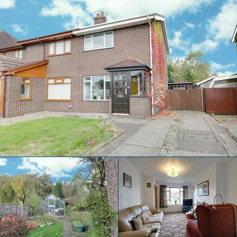 2 bedroom semi-detached house for sale - Sandbach Road, Rode Heath