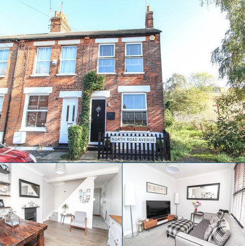 3 bedroom end of terrace house for sale - North Road Avenue, Brentwood, Essex, CM14
