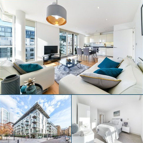 2 bedroom flat for sale - Times Square, Aldgate, London, E1