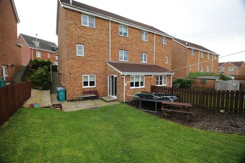 5 bedroom semi-detached house for sale - 61 Hopepark Drive, Smithstone, Cumbernauld, G68 9FG
