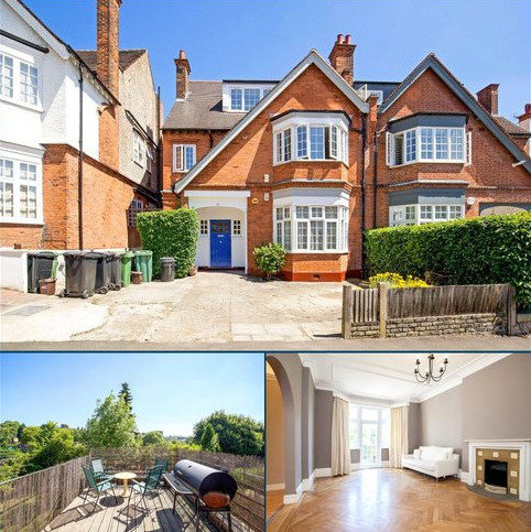 7 bedroom house for sale - Crediton Hill, London, NW6