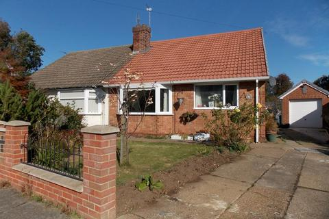 2 bedroom semi-detached bungalow for sale - The Oval, Grimsby, DN33 3NN