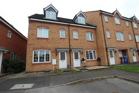 3 bedroom townhouse to rent - Raleigh Close, Trent Vale, ST4 6JU