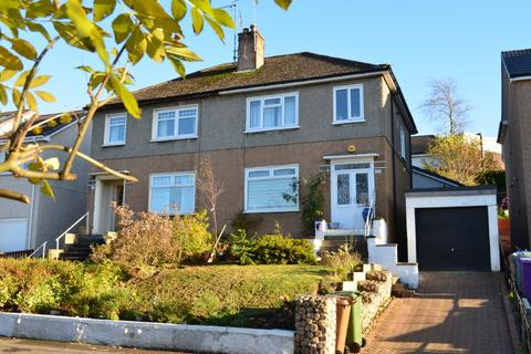 3 bedroom semi-detached house for sale - Jordanhill Drive , Jordanhill, Glasgow, G13 1UQ