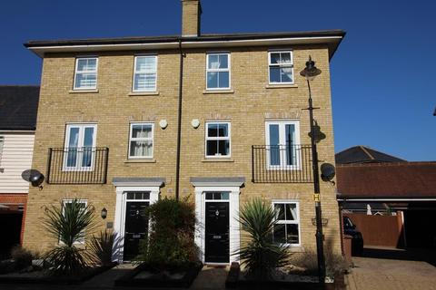 4 bedroom townhouse for sale - Eglinton Drive, Chelmsford, Essex, CM2