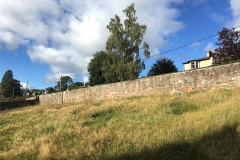 Land for sale - Newton Terrace, Upper Allan Street, Blairgowrie, Perth and Kinross, PH10