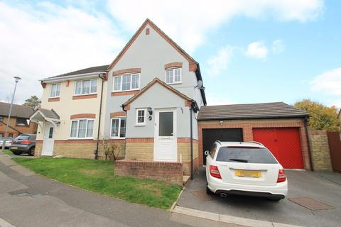 4 bedroom semi-detached house for sale - Clover Walk, Latchbrook, Saltash