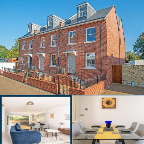 4 bedroom house for sale - St Johns Place, St Johns Lane, Canterbury, CT1