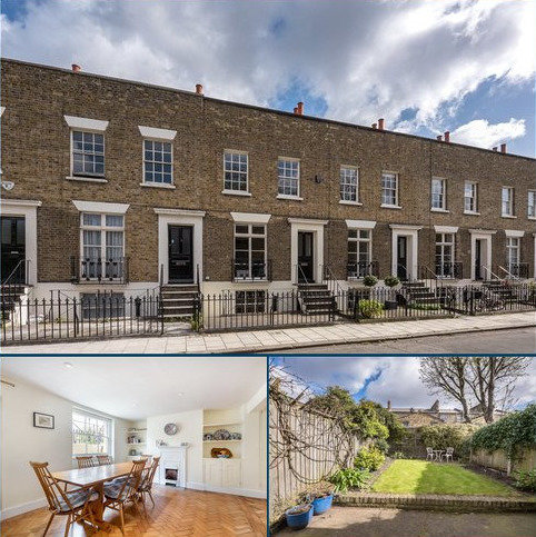 3 bedroom terraced house for sale - Walcot Square, Kennington, London, SE11