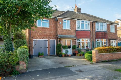 5 bedroom semi-detached house for sale - Reighton Drive, Rawcliffe, YORK