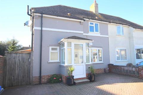 4 bedroom semi-detached house for sale - Buci Crescent, Shoreham-by-Sea, BN43