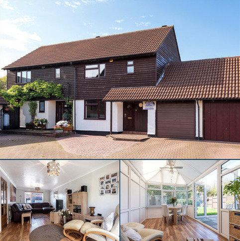 3 bedroom link detached house for sale - Britannia Close, Halling