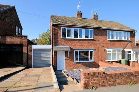 3 bedroom semi-detached house for sale - Hillbrow Crescent, Halesowen