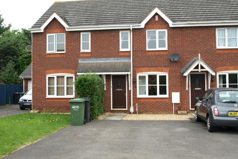 2 bedroom house to rent - Colliers Break, Emersons Green, Bristol, BS16 7EB