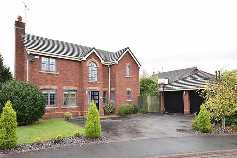 4 bedroom detached house for sale - Lockwood View, Preston Brook