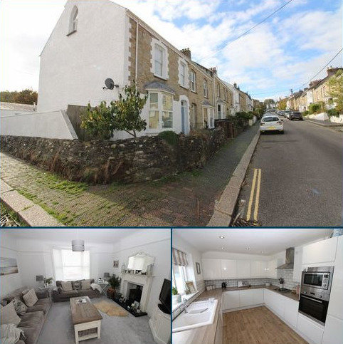 4 bedroom end of terrace house for sale - Adelaide Terrace, Truro