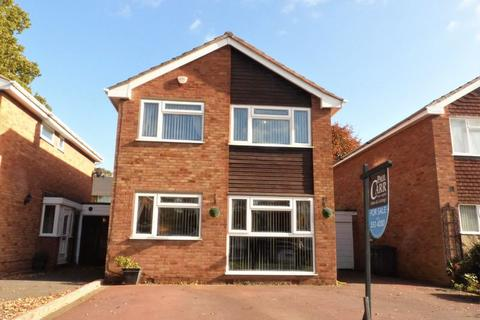 4 bedroom detached house for sale - Milverton Close, Sutton Coldfield