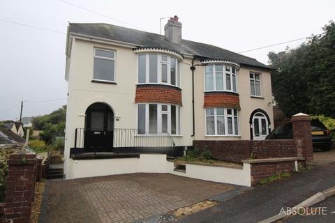 3 bedroom semi-detached house for sale - Titchfield Gardens, Paignton
