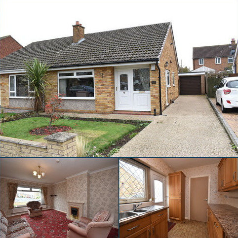 2 bedroom semi-detached bungalow for sale - Chantry Road, Northallerton
