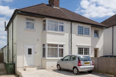 5 bedroom semi-detached house to rent - Crowell Road, Oxford