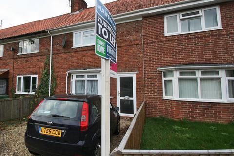 4 bedroom end of terrace house to rent - STUDENT LIVING in Valentia Road