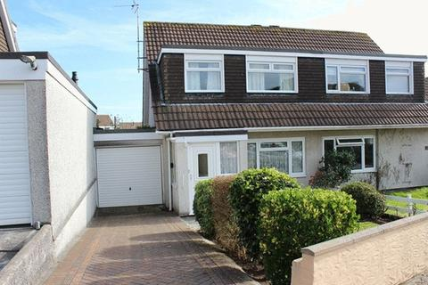 3 bedroom semi-detached house for sale - Symons Close, St. Austell