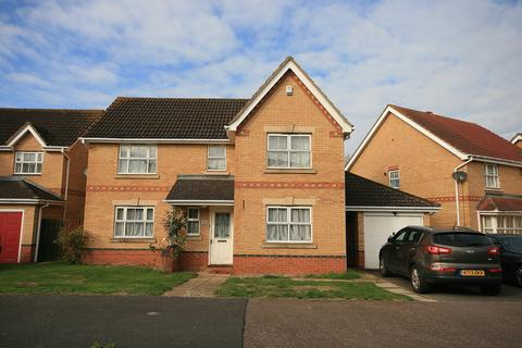 4 bedroom detached house for sale - Riverstone Way, Hunsbury Meadows, Northampton, NN4