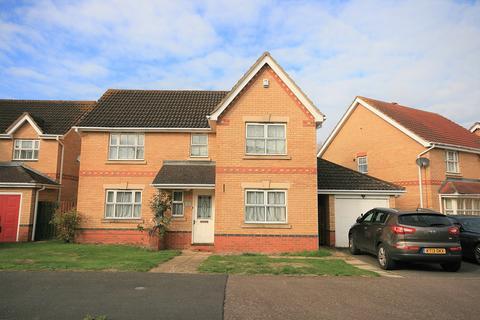 4 bedroom detached house for sale - Riverstone Way, Hunsbury Meadows, Northampton, NN4