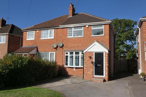 3 bedroom semi-detached house for sale - Middleton Road, Shirley, Solihull