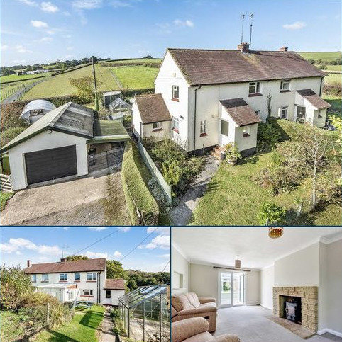 3 bedroom semi-detached house for sale - Tedburn St Mary, Exeter, Devon, EX6