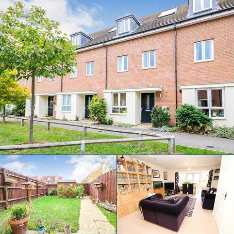4 bedroom terraced house for sale - Purcell Road, Witham