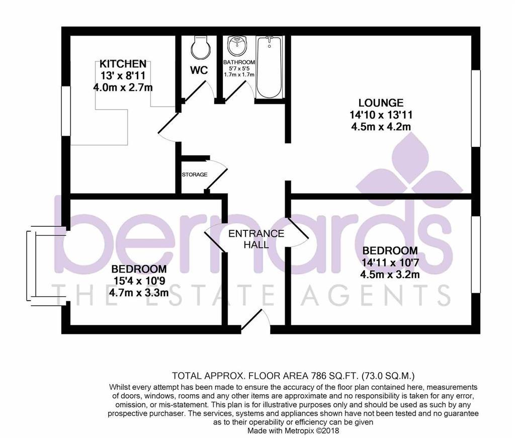 Floorplan: 6 Greyfriar Court Southsea print.JPG
