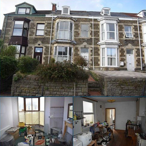 4 bedroom terraced house for sale - St Albans Road, Swansea, SA2