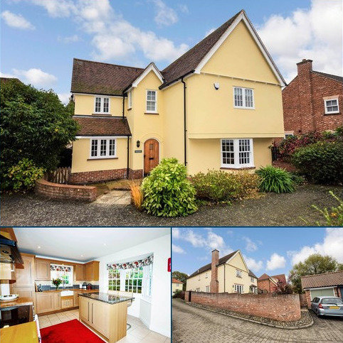 4 bedroom detached house for sale - The Street, Monks Eleigh, Ipswich IP7 7AU