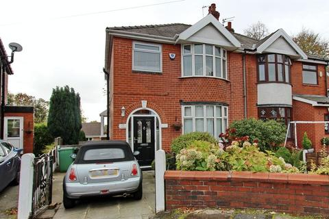 3 bedroom semi-detached house for sale - Holyrood Grove, Prestwich, Manchester