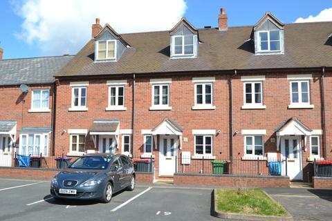 3 bedroom terraced house to rent - The Smithfields, Newport